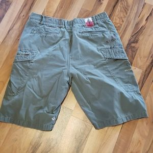 Mens Volcom Stone scout shorts size 36